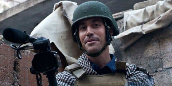 Esta es la carta que James Foley pidió a otro periodista secuestrado que memorizara para su familia