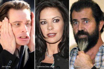 Las personas creativas son más propensas la depresión: Jim Carrey, Catherine Zeta-Jones, Mel Gibson, Demi Lovato...