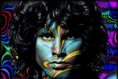 Lo 'envenenaron' con heroína: 43 años despues se desvela la verdadera causa de la muerte de Jim Morrison