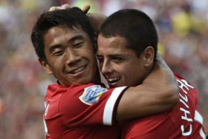 El Atlético de Madrid quiere a Javier Hernández y Shinji Kagawa y está dispuesto a pagar €31 millones al Manchester United