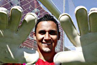 El Real Madrid de los tres porteros ficha al costarricense Keylor Navas