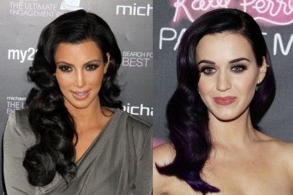 Katy Perry ofende y de forma grave a Kim Kardashian y la llama 'muñeca de plastico'