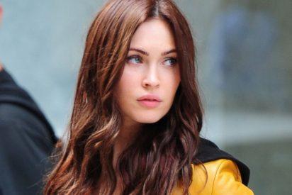 Megan Fox convertida en una sensual y explosiva super-heroina de Marvel