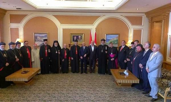 Una delegación de los patriarcas cristianos de Oriente viaja a Irak