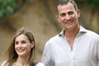 Así son las fiestas modernas de Felipe VI y Letizia I, los nuevos Reyes, en Palma de Mallorca