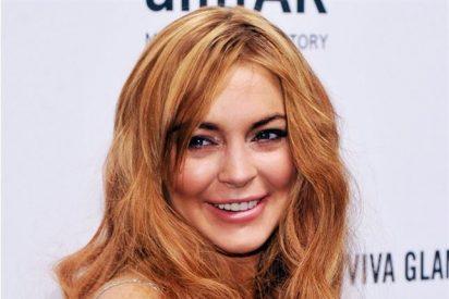 A la viciosa Lindsay Lohan le puede el vodka: se queda en números rojos en la tarjeta