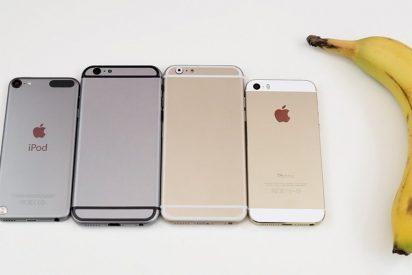 Filtran a 'traición' las dimensiones de los dos modelos del ansiado iPhone 6