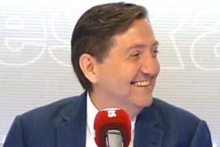Federico Jiménez Losantos atiza a 'la jefa' de UPyD por autoritaria y Seguí acentúa la crisis de VOX