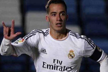 Lucas Vázquez llega cedido al Espanyol