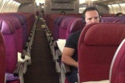 Malaysia Airlines hace 'vuelos fantasma' tras estrellarse la compañía contra el infortunio