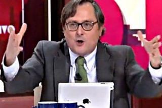 """Paco Marhuenda: """"Flipo, ¿sólo hay economistas de izquierdas?"""""""