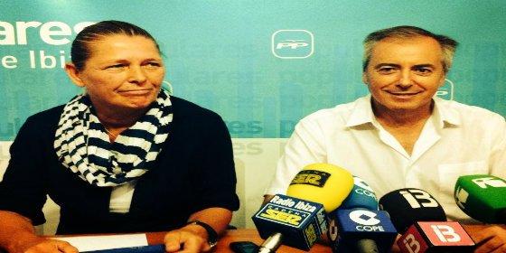 ¿A la tercera va la vencida? Virginia Marí es ya la nueva y flamante alcaldesa de Ibiza
