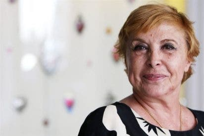 """María Luisa Merlo: """"Cada uno recuerda a Carlos Larrañaga a su manera. Hablamos poco de él"""""""