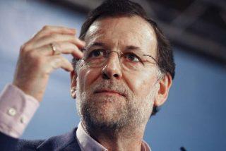 Mariano Rajoy reaparece en Pontevedra para dar una de cal y otra de arena