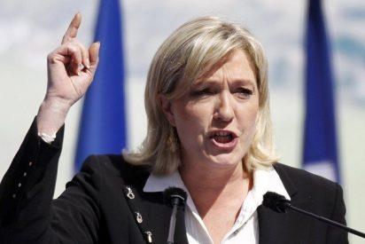 Marine Le Pen ganaría las presidenciales francesas si se celebraran hoy superando a Hollande, Sarkozy y Valls
