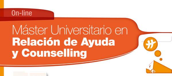 Primer Máster Universitario en Relación de Ayuda y Counselling