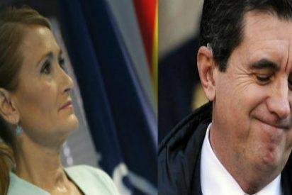 """Cristina Cifuentes vapulea a Matas: """"Bien está en la cárcel, siento vergüenza absoluta"""""""