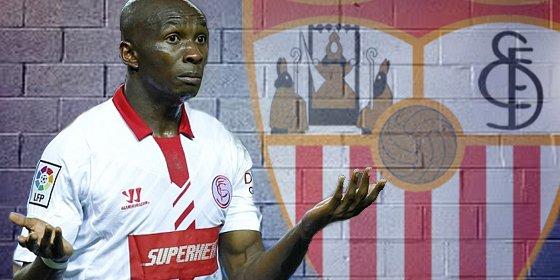 El Sevilla ficha a Mbia
