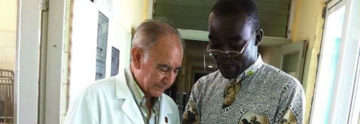 Muere otro de los religiosos, compañero del padre Pajares, infectados de ébola en Liberia
