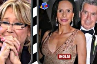 El 'Salvame Deluxe' se lleva un chasco con la pedorreta de la mujer de Santana