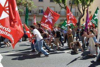 """A 'Podemos' le crecen los enanos: Izquierda Anticapitalista critica la """"derechización"""" de Pablo Iglesias"""
