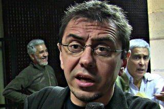 Juan Carlos Monedero, el ideólogo de 'Podemos', al banquillo por agredir a un espontáneo