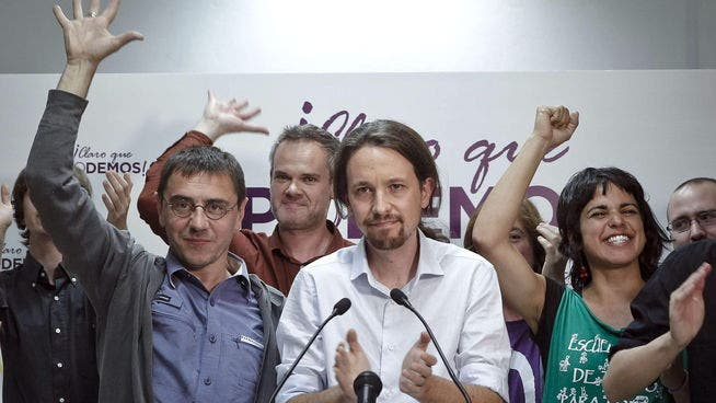 Quiénes trabajan a favor de Pablo Iglesias; ¿podemos decirlo?