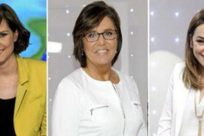 ¿Están las presentadoras María Escario, Toñi Moreno y Mónica López sufriendo una campaña de acoso y derribo por parte de TVE?