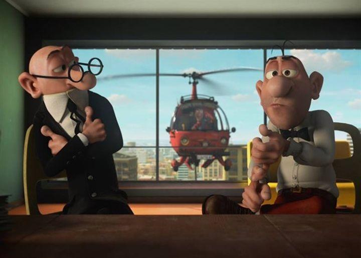 Mortadelo y Filemón regresan a la pantalla grande animados en 3D