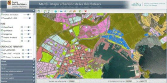 Ya podemos conocer la azarosa realidad urbanística de nuestras islas a golpe de ratón