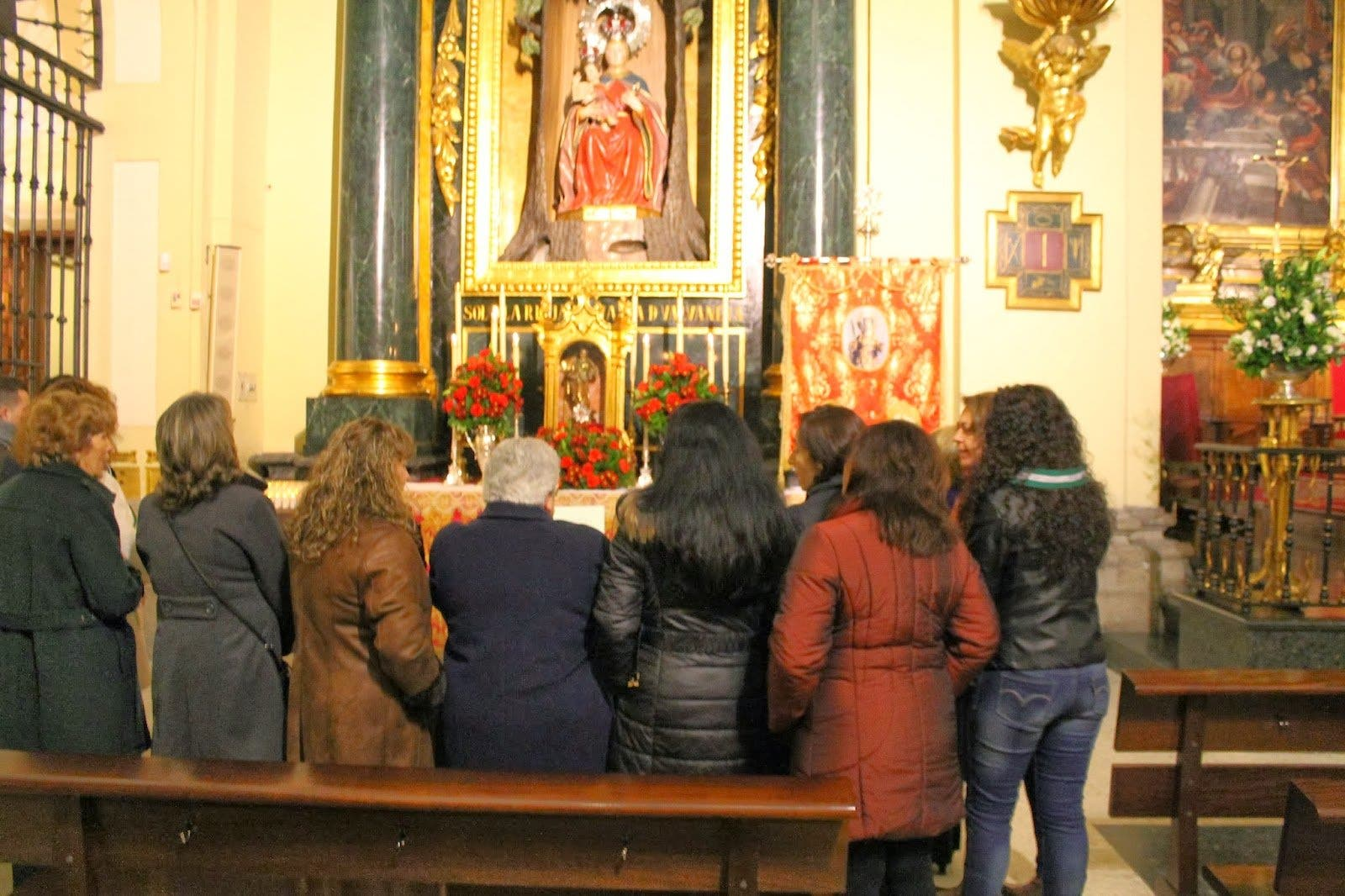 Una familia denuncia a su párroco