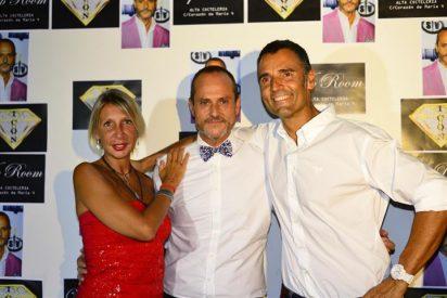 Nacho Montes celebra por todo lo alto su cumpleaños