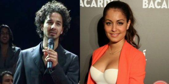 Un 'moscardón' y los periodistas amargan a Hiba Abouk su romance con Nani Cortés