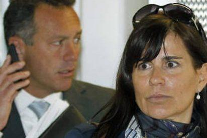"""Victoria Álvarez, ex novia del hijo de Pujol, en los platós de televisión: """"Solía llevar 10.000 euros encima"""""""