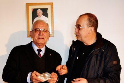 """Padre Luis Pérez: """"Los ánimos están serenos, aunque con una cierta preocupación, pero seguimos adelante con calma"""""""