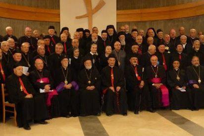 Los obispos de Oriente Medio piden al Papa y la comunidad internacional protección para los cristianos iraquíes