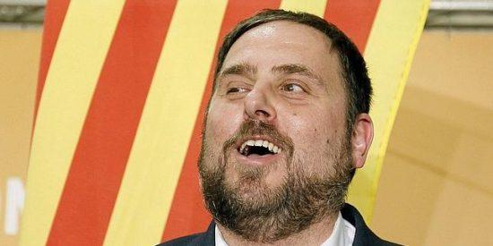 """El independentista Junqueras reta al presidente Rajoy: """"¿Qué hará, se llevará de Cataluña la urna o las papeletas?"""""""