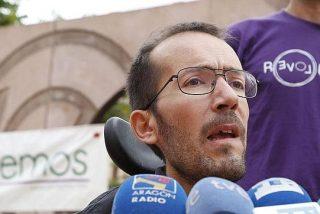 'Podemos', tras respaldar a los terroristas etarras presos, llama a la