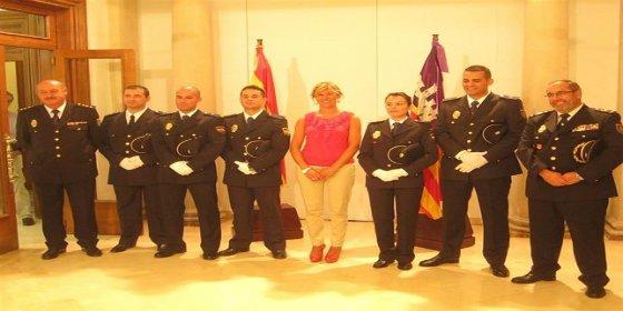 Ejemplo de abnegación: La Policía Nacional realizó 528 labores humanitarias en Baleares