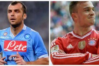 Pandev y Shaqiri también están en la agenda del Atlético
