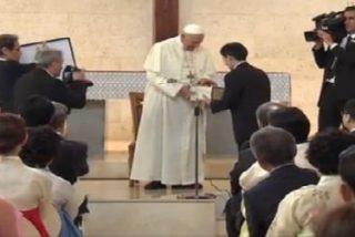 """Papa: """"La Iglesia en Corea ha heredado la fe de generaciones de laicos"""""""