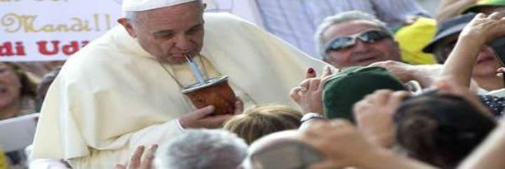 """Papa: """"Es el diablo el que separa, destruye las relaciones y siembra prejuicios"""""""