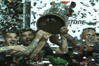 El San Lorenzo ofrendará la Copa Libertadores al papa, su hincha más famoso