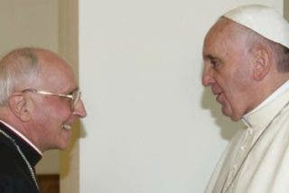 """Fernando Filoni: """"El Santo Padre hubiera querido estar allí, en medio de esta pobre gente"""""""