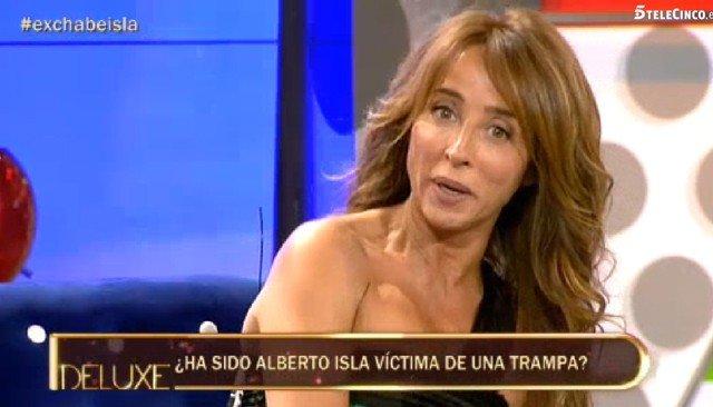 La sorpresa lacrimógena de María Patiño y la peor pesadilla de Raquel Bollo