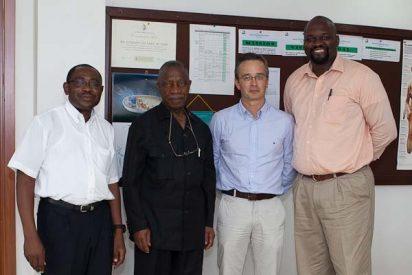 Fallece a causa del Ebola Patrick Nshamdze, director del Hospital San José de Monrovia