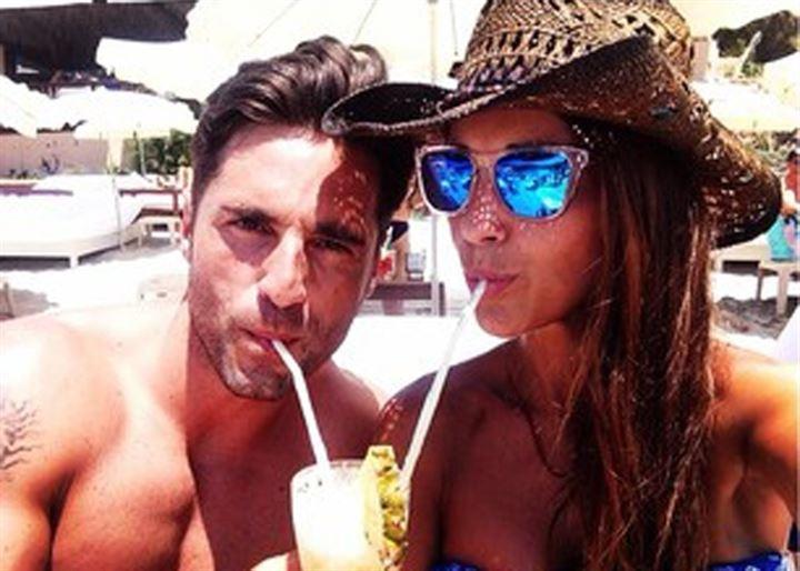 David Bustamante y Paula Echevarría, un verano enamorados