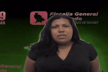 [Vídeo] La horrible confesión de la mujer que mató a una embarazada y le sacó el bebé con un cuchillo