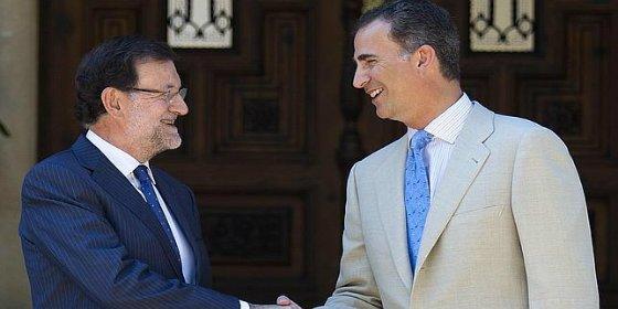 El presidente Rajoy esquiva los titulares