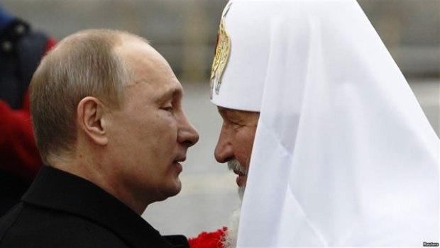 Piden al patriarca de Moscú que intervenga ante Putin